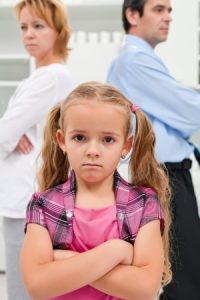 Child Custody when parents are getting divorced